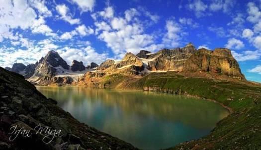 A-Chitta Katta Lake