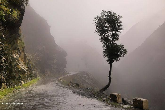 A-Karamorak highway