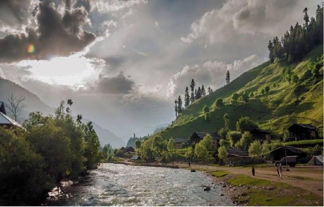 A-Taobut, Nelum valley,AJK 1