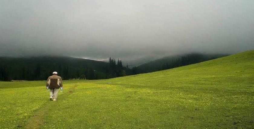A-Trek to Mkrra(Spider)Mountain, Kaghan Valley