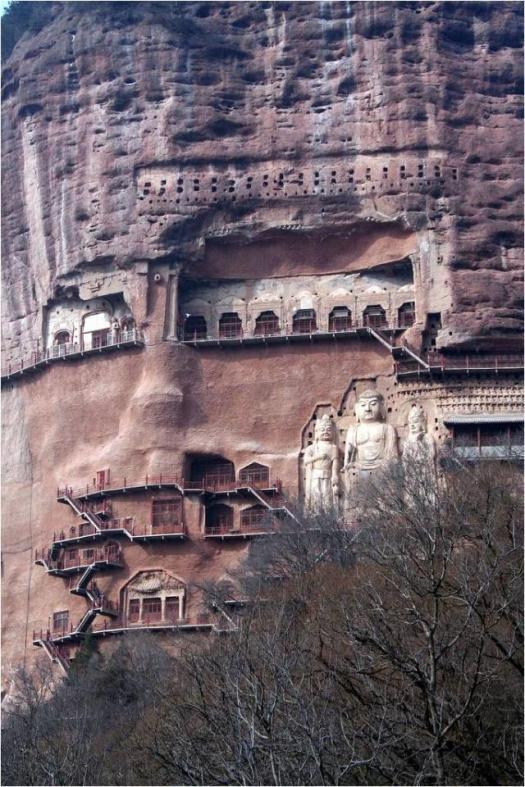 Caves Maytszishan 3