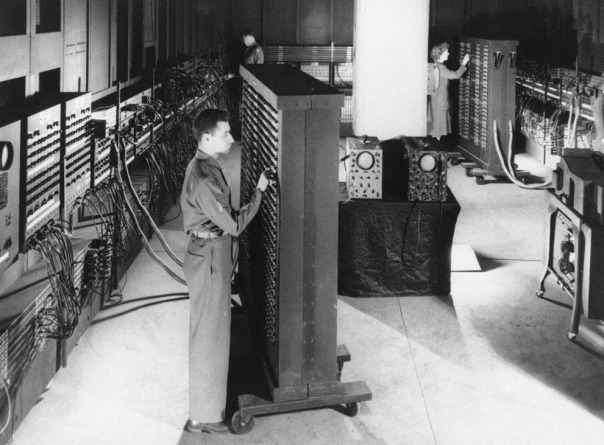 First General Purpose computor 1946