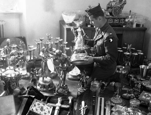 Hermann Goerings Private Loot
