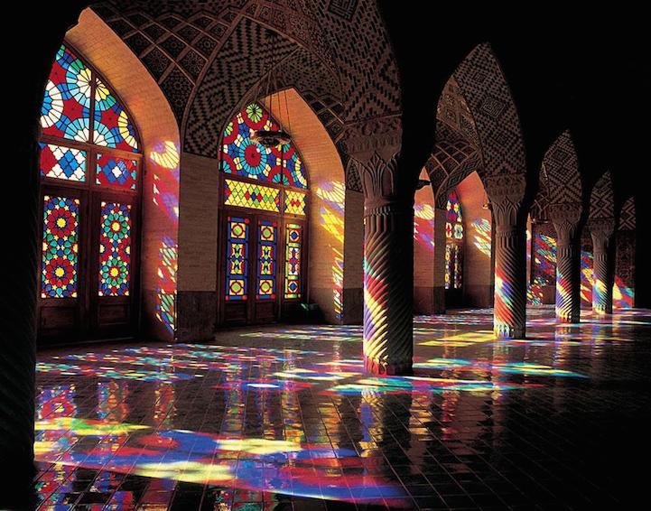 NASR-UL-MULK Mosque by Abbas Arabzadeh