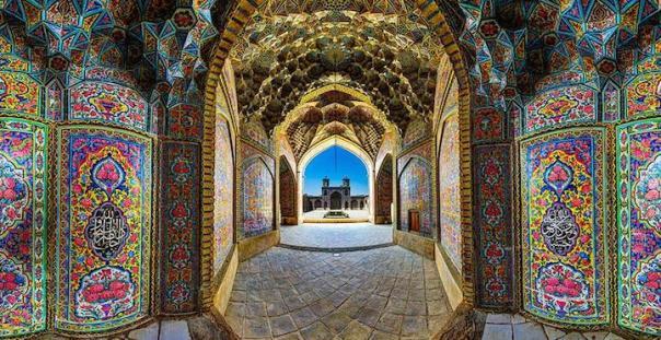 NASR-UL-MULK Mosque by Amin Abedini 2