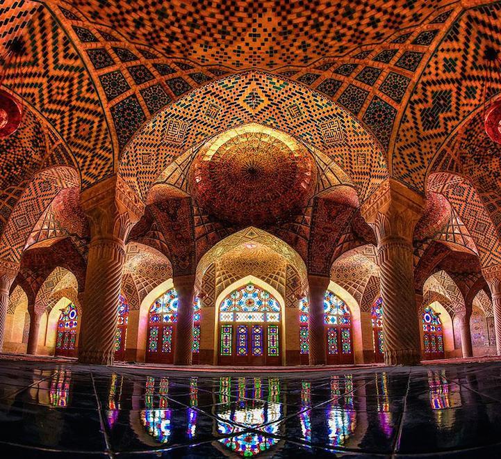 NASR-UL-MULK Mosque by Amin Abedini