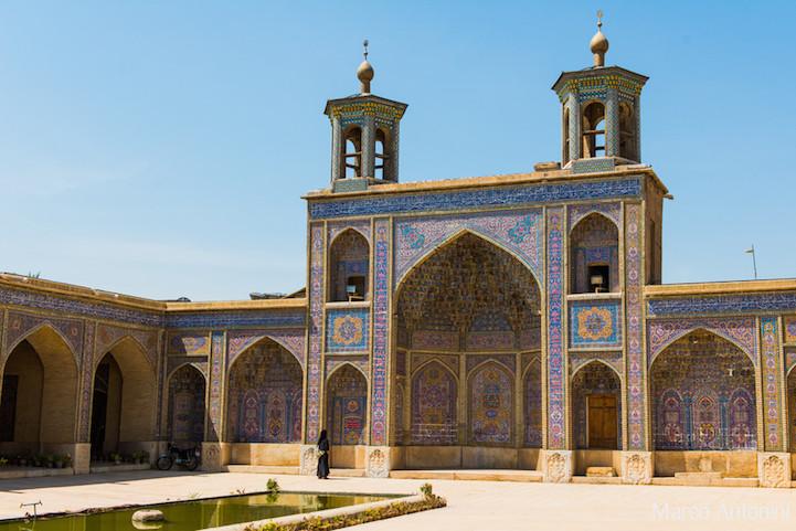 NASR-UL-MULK Mosque by MARCO Atonini