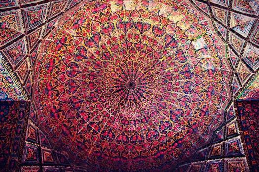 NASR-UL-MULK Mosque by Marinela T.Gondii