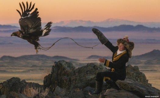The Eagle Huntress 3