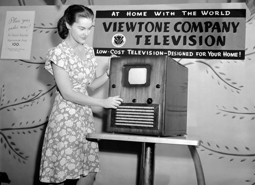 Viewtone TV 1945