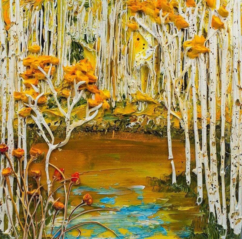 Volumetric Painting from Justin Geffrey 11