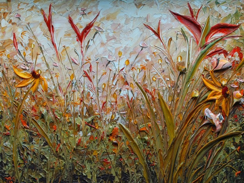 Volumetric Painting from Justin Geffrey 12
