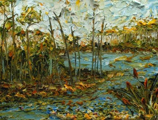 Volumetric Painting from Justin Geffrey 13