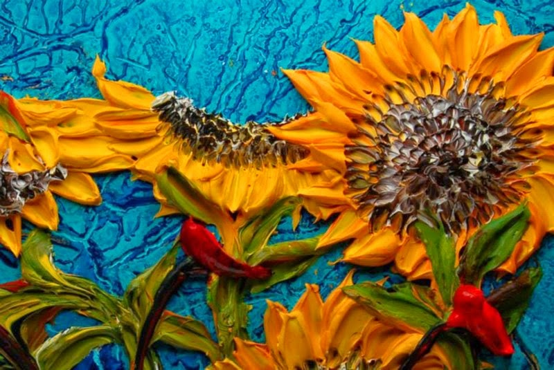 Volumetric Painting from Justin Geffrey 2