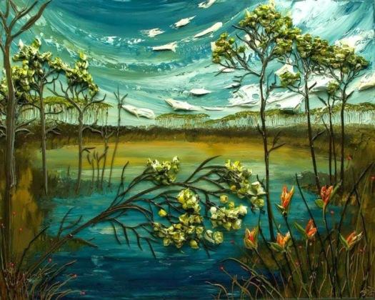 Volumetric Painting from Justin Geffrey 3