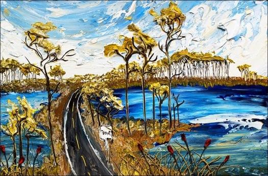 Volumetric Painting from Justin Geffrey 4