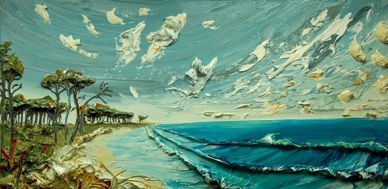 Volumetric Painting from Justin Geffrey 5