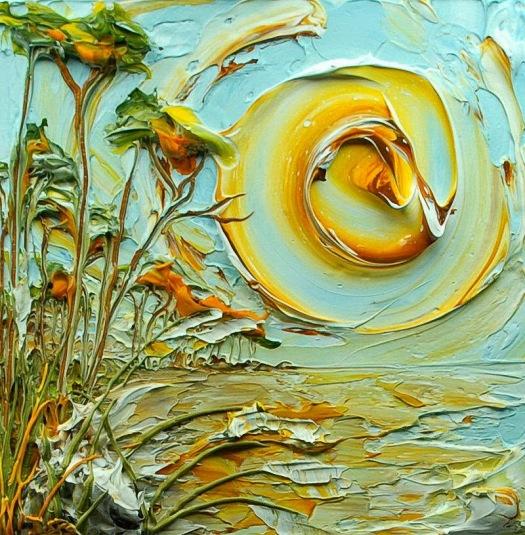 Volumetric Painting from Justin Geffrey 6