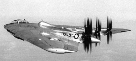 XB-35 1946 Flying Bomber