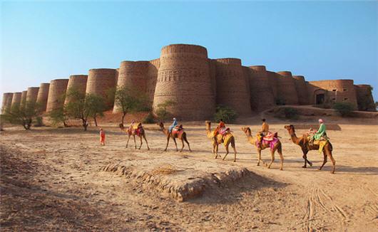 A Derawar Fort