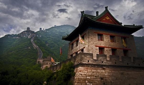 A GREAT WALL CHINA