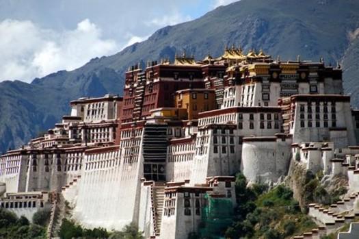 A POTALA PALACE