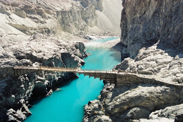 A Shyok River