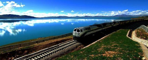 A Tibet TRAIN JOURNEY
